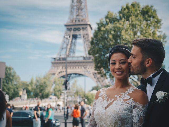 5 possibilités que vous offre la Tour Eiffel pour votre mariage