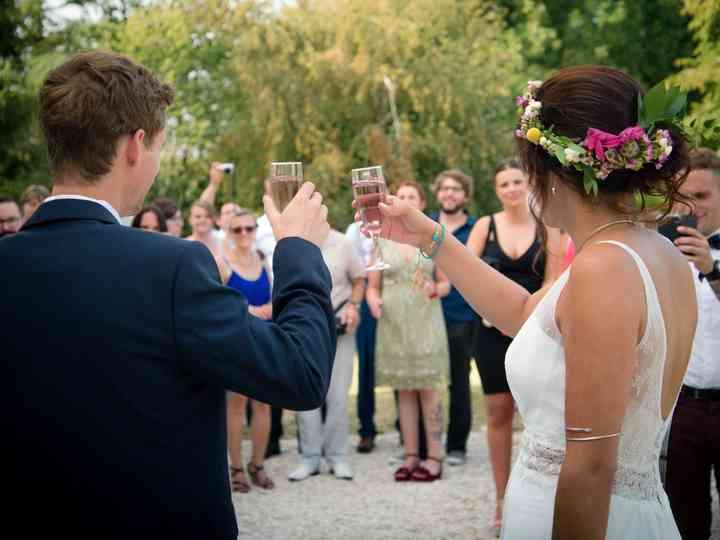 30 Phrases Pour Votre Mariage Trinquez A Votre Amour