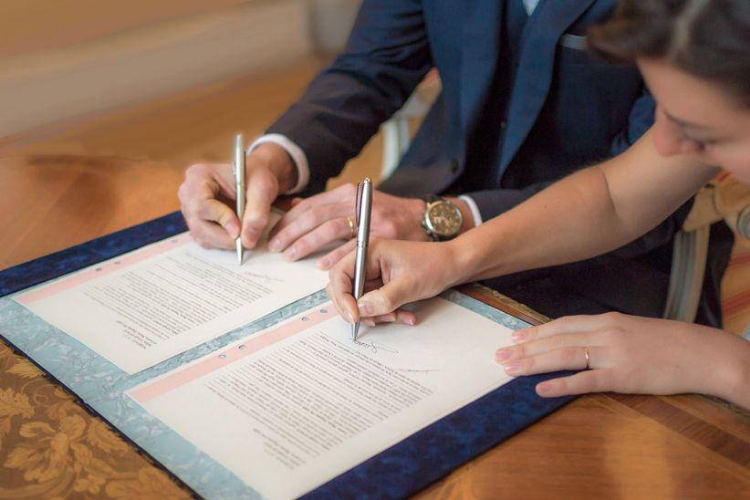 Changement De Nom Apres Le Mariage Une Obligation