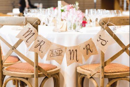 8 aspects à prendre en compte pour planifier votre repas de mariage