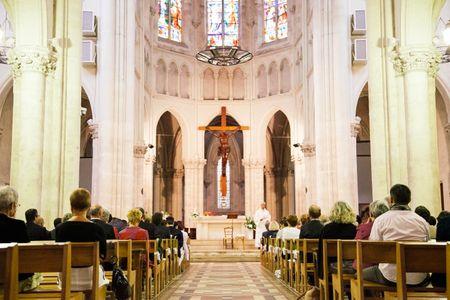 Le déroulement de la cérémonie religieuse