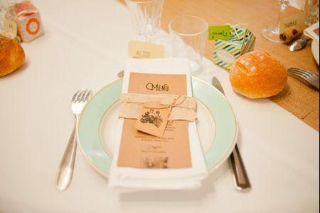 Conseils pour organiser les tables du repas de noces