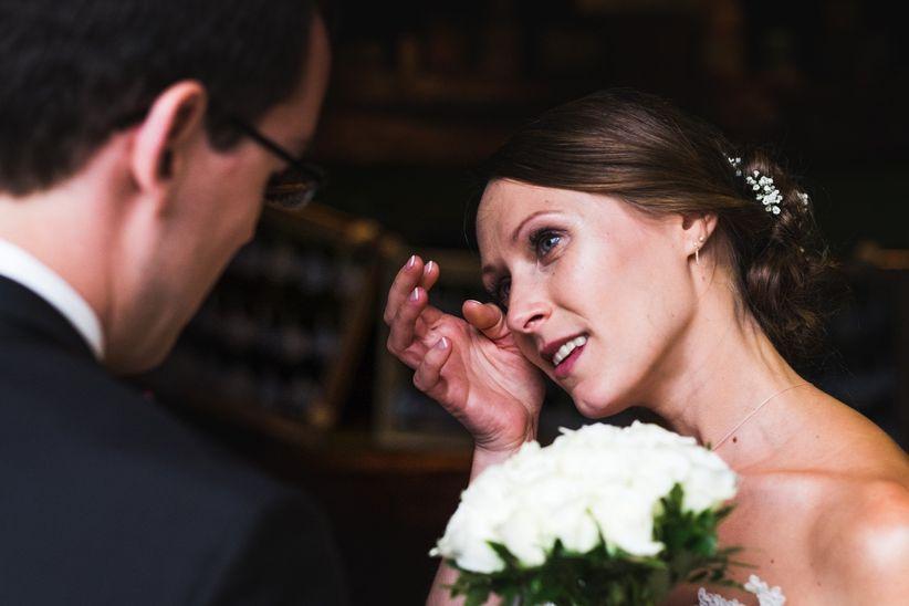 15 textes originaux lire le jour de votre mariage - Remerciement Mariage Personne Absente