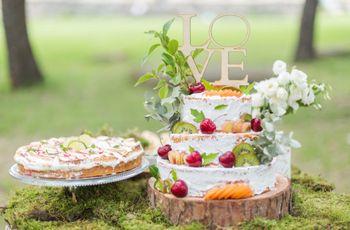 5 gâteaux de mariage originaux pour un dessert alternatif