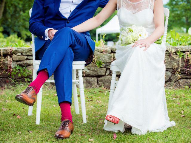 Idées originales pour les chaussettes du marié