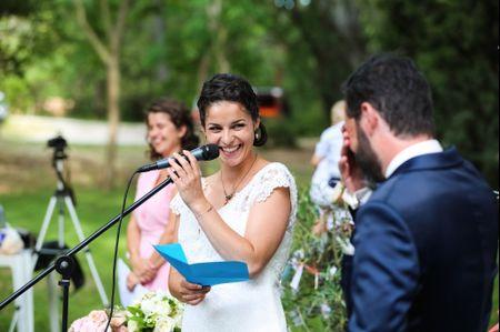 Les différents types de discours de mariage, à chacun son style !
