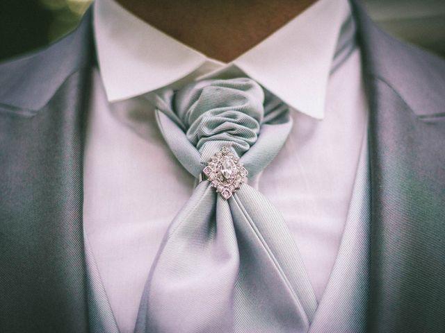 La lavallière : un accessoire chic pour la tenue du marié