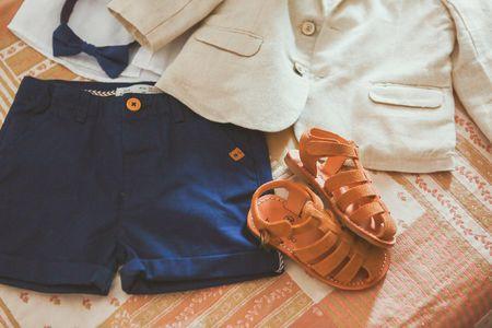 5 façons d'habiller les petits garçons du cortège