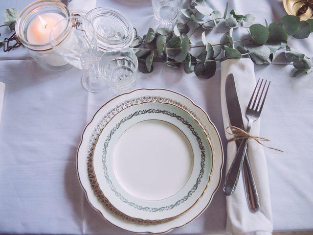 Quelle vaisselle pour votre réception de mariage ?