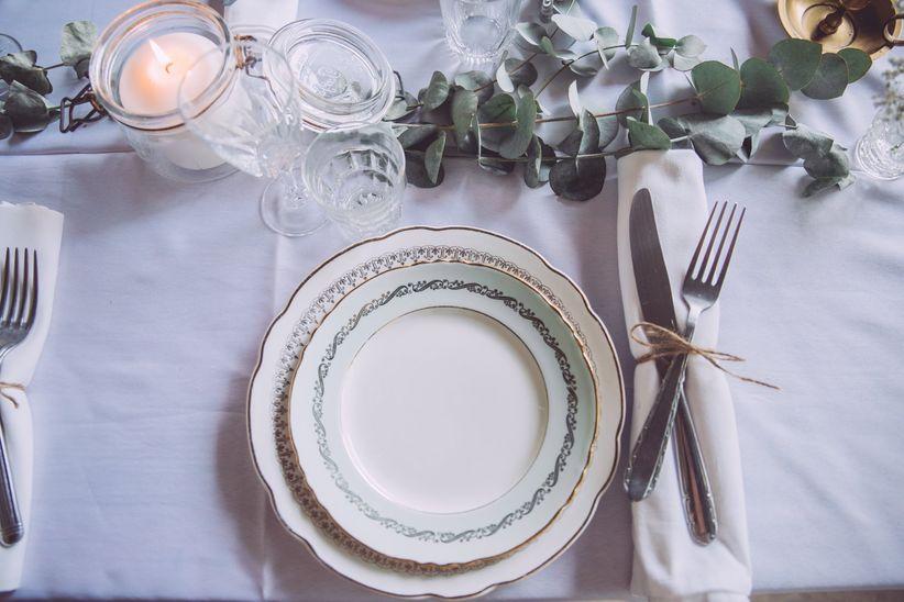 adfc3eb22ff Quelle vaisselle pour votre réception de mariage