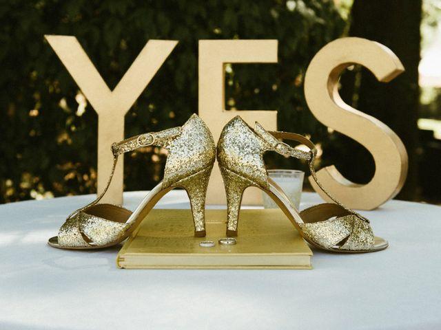 Glitter : 30 modèles de chaussures de mariée à paillettes