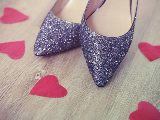 30 chaussures qui ont du pep's pour les invitées de mariage