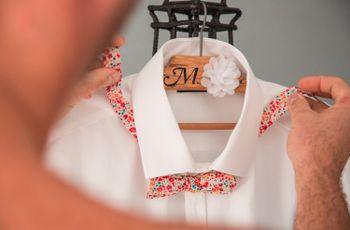 Guide pour choisir la chemise du marié