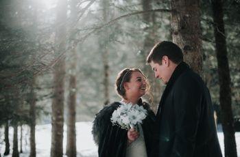 8 lieux pour une cérémonie de mariage en hiver