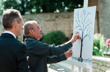 8 raisons d'opter pour un arbre à empreintes pour son mariage