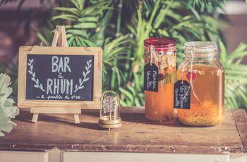5 recettes de rhum arrangé pour un bar de mariage original
