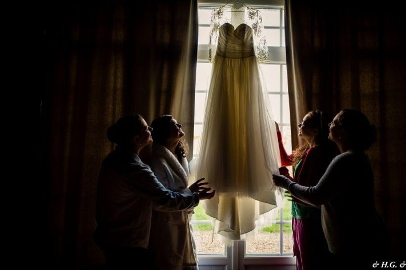 Acheter sa robe de mariee en magasin ou sur internet for Ou louer sa robe de mariée