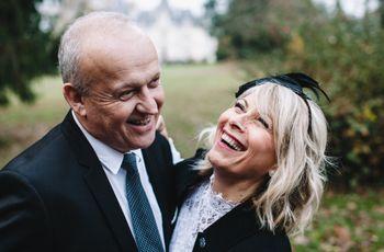 Noces d'or : misez sur une célébration inoubliable pour vos 50 ans de mariage