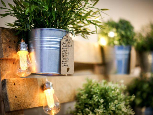 35 idées d'illumination pour les mariages de nuit