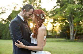 Chevelures rousses : quel type de maquillage de mariage ?