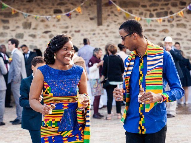Mode cocktail à l'africaine : des tenues en wax pour les grandes occasions !
