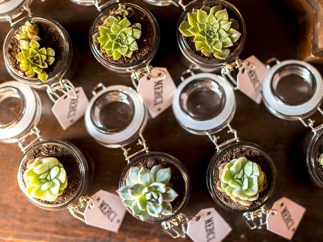 8 idées de cadeaux de mariage faits maison