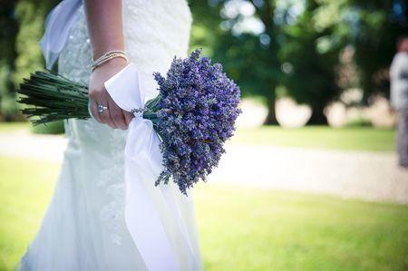 Thème de mariage : sur un air de Provence !