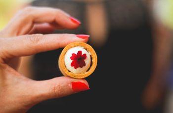 Finger Food : pour un cocktail de mariage riche en surprises