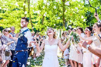 9 choses à faire avant de remonter l'allée de votre cérémonie