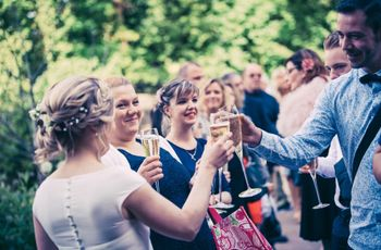 7 bonnes idées pour animer votre vin d'honneur