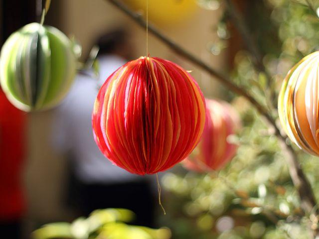 4 conseils pour une décoration de mariage fait maison