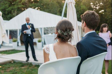 10 phrases à éviter dans vos discours de mariage