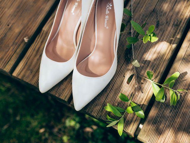 Le retour des chaussures de mariée à bouts pointus