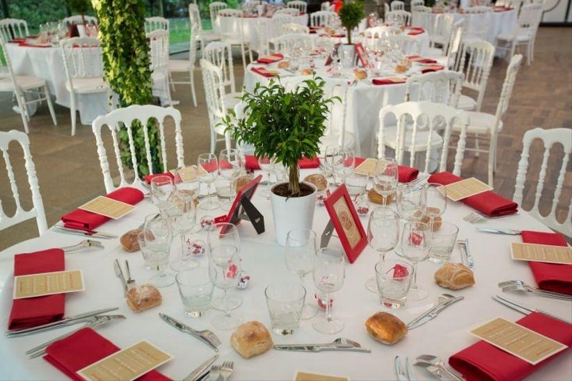 13 d corations de tables de mariage - Decoration table de mariage ...