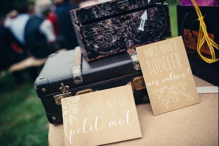 Les différents styles d'urne pour votre mariage