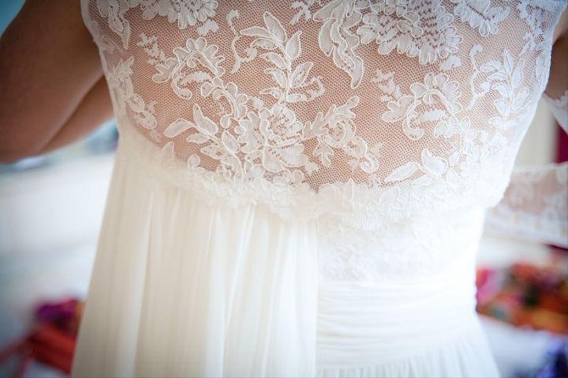 Glossaire de tissus pour la robe de mariée