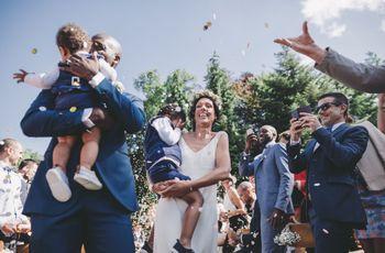 5 bonnes raisons d'inviter les enfants au mariage