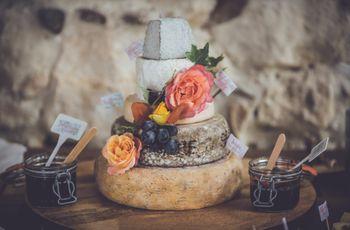 5 alternatives au traditionnel wedding cake pour réduire vos frais