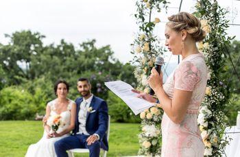 Les 10 choses à dire et ne pas dire si les mariés vous demandent de faire un discours