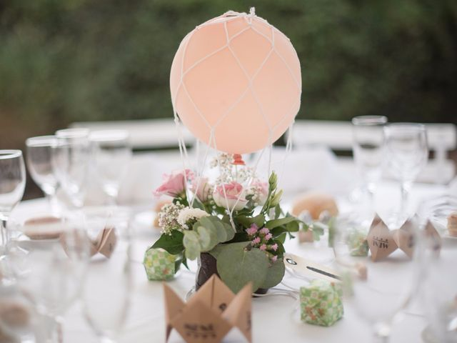 25 décorations de mariage avec ballons