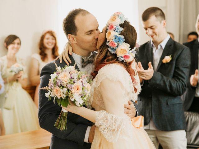 Le protocole de la cérémonie civile de mariage