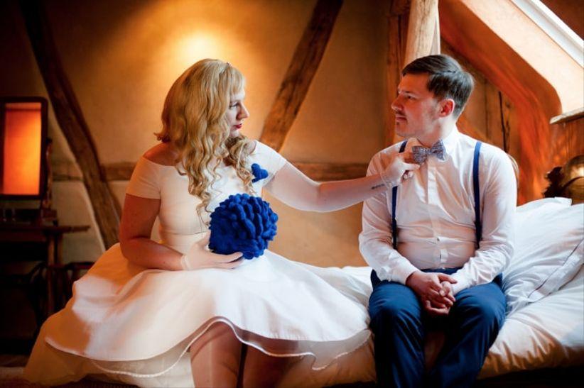Moderne ou traditionnelle : la veille du mariage 1