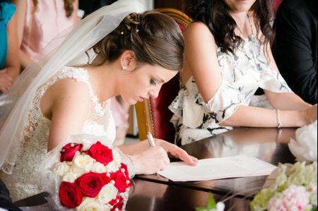 3 démarches administratives à faire après le mariage