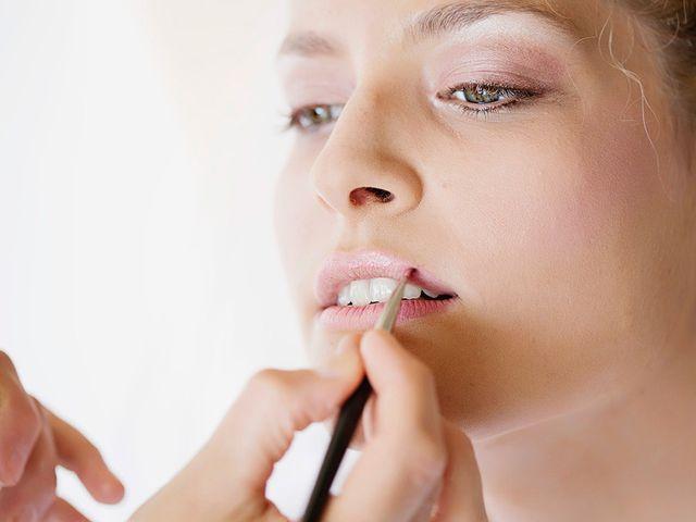 10 règles d'or pour un maquillage de mariée naturel