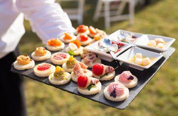 Astuces pour un buffet de mariage parfait