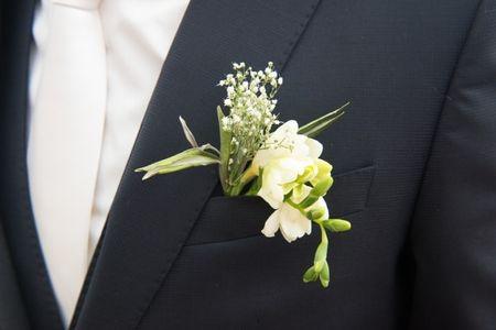 Tout ce que vous devez savoir au sujet de la boutonni�re du mari�