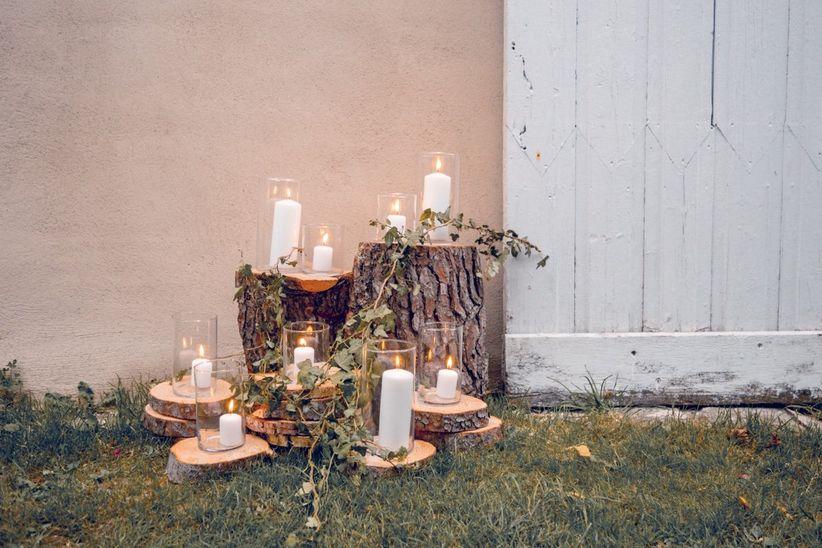 35 id es d 39 illumination pour les mariages de nuit for Dujardin kelly