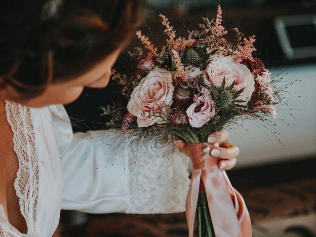 Comment accessoiriser son bouquet de mariée ?