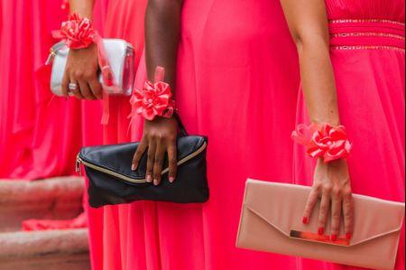 30 sacs à main de cocktail pour les invitées du mariage