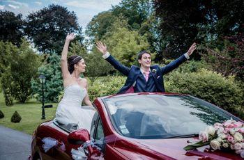 5 voitures sportives idéales pour votre mariage